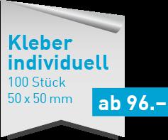 individuelle Kleber drucken | kleberdrucken.ch